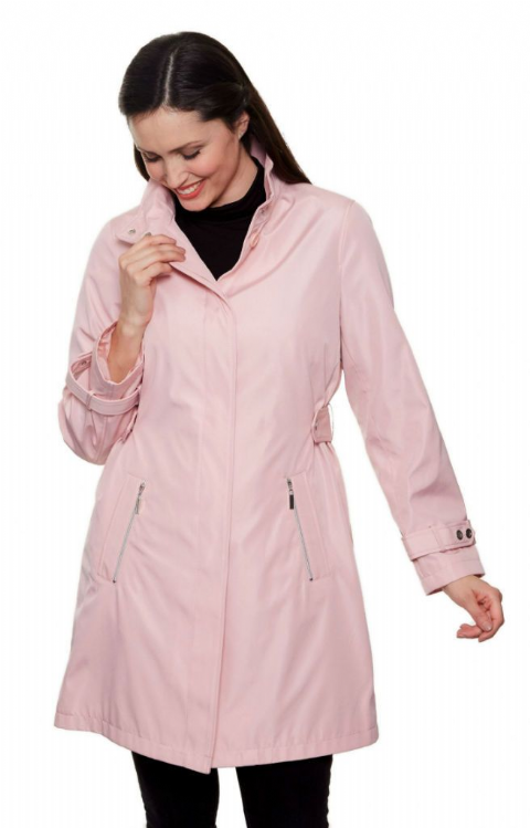 Womens Showerproof Rain Coat db594